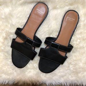 Women's Cole Haan slip on sandals size 11